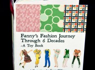 Fanny toy book cover